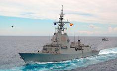 España asume en Turquía el mando de la TU 02 de la Agrupación Marítima Permanente de la OTAN 2-noticia defensa.com