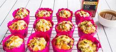 China Rose Muffins
