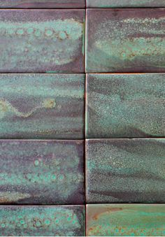 Earthy, quietly stunning custom tile with a Japanese aesthetic. Custom tile from Heath.