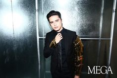 James Reid and Nadine Lustre at ©Doc Marlon/mega_magazine Movie Talk, James Reid, Nadine Lustre, Jadine, Music Composers, Music Labels, Beautiful Pictures, Bomber Jacket, Singer