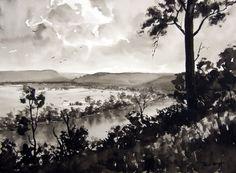 Joe Cartwright's Watercolor Blog