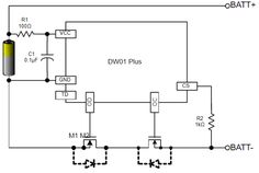 PWM generation using 555 timer IC circuit diagram