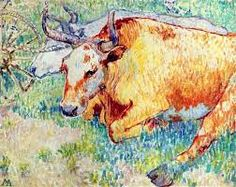oxen painting - Google Search