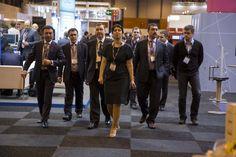 IFEMA recibió durante el primer semestre de 2015 cinco grandes congresos internacionales