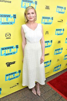 Kirsten Dunst - the Fashion Spot
