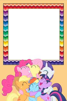my edit excellent printables for thank you cardgoodie bag my little pony free printables right click and save as site is in spanish