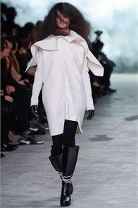 Sfilata Rick Owens Paris - Collezioni Autunno Inverno 2013-14 - Vogue