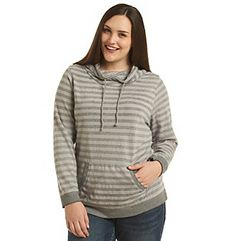 Ruff Hewn Plus Size Burnout Pullover at www.carsons.com