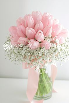 Rosarium  Wedding bouquet