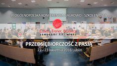 III Ogólnopolska Konferencja Coach, Trener, Doradca zawodami XXI wieku