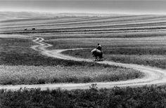 Credit: Abbas Kiarostami Roads (79), 1989