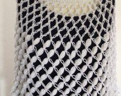 Crochet white bridal Poncho Top Caplet Cape Shawl  Lace Summer Boho Wrap