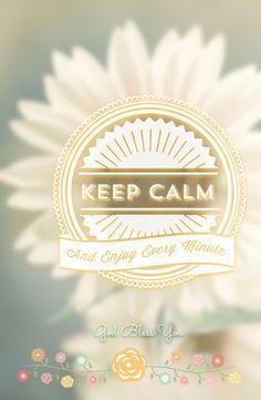 Enjoy every minute....
