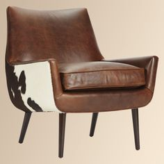Bruno Leather Chair