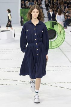 Lacoste | Ready-to-Wear - Spring 2018 | Look 37