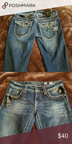MISS ME JEANS SIZE 27 Great Condition MISS ME Jeans