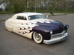You cant get much cooler then a Mercury lead sled