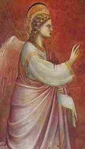 The chaplet of Saint Gabriel the Archangel, with links to the prayer and history. Order Of Angels, Angels Among Us, Angels And Demons, Isaiah Bible, Angel Moroni, Saint Gabriel, Archangel Gabriel, My Guardian Angel, New Testament