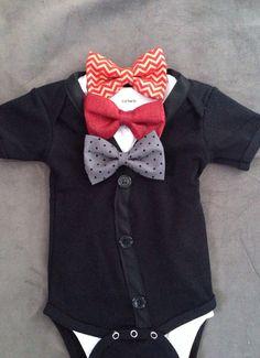 Donnell Set- Baby Boy Clothes - Newborn Outfit - Baby Shower Gift - Trendy - Preppy - Cardigan - Bow tie - Photo Prop