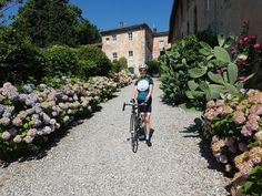 Cycling with Soulfit Adventures in Tuscany