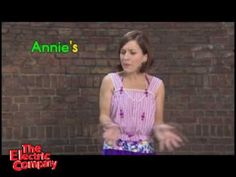 THE ELECTRIC COMPANY: Prankster Cam: Annie's Possessive S.  Really good video!