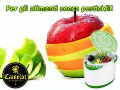 Frullatore per frutta - Lavaggio secco per frutta e verdura Imperial Tech.