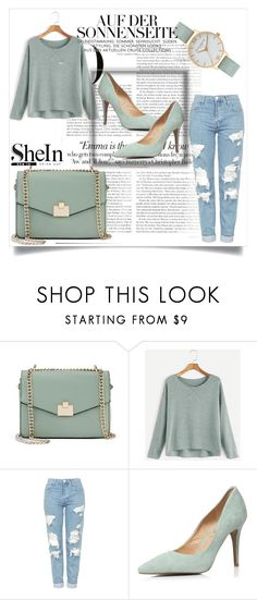 """""""sheIn 8"""" by leagoo ❤ liked on Polyvore featuring Vanity Fair, Jennifer Lopez, Topshop, Dorothy Perkins and Olivia Burton"""