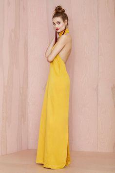 £144.61 Solace London Ruskin Cutaway Dress   Shop Clothes at Nasty Gal