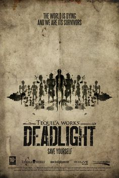 deadlight video game xbox 360   tequila works