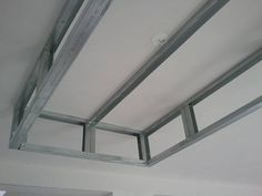 rail placo plafond chassis suspendu montant R45 M45