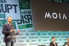 Ole Harms joins us at Disrupt Berlin to talk about Moias first year of exploring mobility