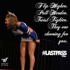 <3 Last Pass, Cheer Quotes, Peace And Love, My Love, Cheerleading, All Star, Board, Sports, Life