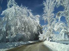 Yurttan kar manzaraları (09.01.2017)BOZDAĞ