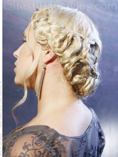 Stunning Updos For Long Hair That Take Less Than 10 Minutes to Style | Latest-Hairstyles.com