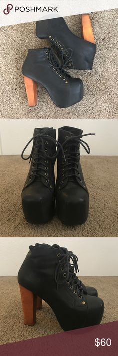 Jeffrey Campbell Lita's JC Lita's Jeffrey Campbell Shoes Ankle Boots & Booties