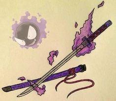 weapon based on pokemon