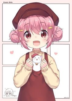 Read Comic Girls from the story Ảnh Anime Đẹp ( 2 ) by Kiritoboy (Kirigaya Yuki) with 369 reads. Chibi Manga, Moe Anime, Cute Anime Chibi, Chica Anime Manga, Anime Girl Cute, Kawaii Anime Girl, Manga Girl, Anime Art Girl, Kawaii Art