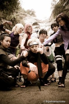 Best Naruto Cosplay Ideas Ever11