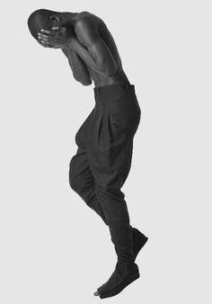 Aitor Throup's work - love how he manipulates generic garments into something so much more interesting.