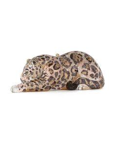 Judith Leiber Bag | Jaguar Evening Bag - Judith Leiber - CoutureLab.com