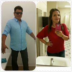 Just 7 weeks in their nutritional cleanse transformation