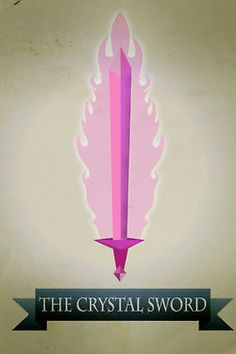 The Crystal Sword - Adventure Time Avenger Time, Crystal Sword, Land Of Ooo, Adventure Time Girls, Finn The Human, Jake The Dogs, Bravest Warriors, Marceline, Cool Cartoons