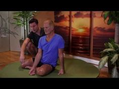 Beyond Stretching: Hanna Somatic Hip opener exercise to release tight hips - YouTube