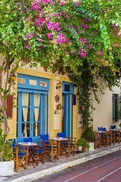 Google+ #Plaka #Athens #Greece