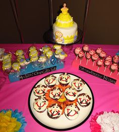 Beauty and the beast birthday party...Goodies by Design: May 2012