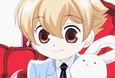 Honey (Ouran High School Host Club gif)