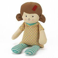Craft Warmheart Microwavable Rag Doll: Julie