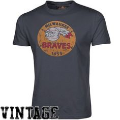 braves throwback tee.