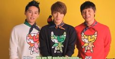 130823 NII 2013 Fall Heart T-Shirt campaign Interview - JYJ (English Subs)