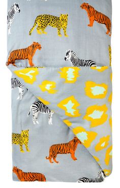 Roar Quilt Cover, by Goosebumps
